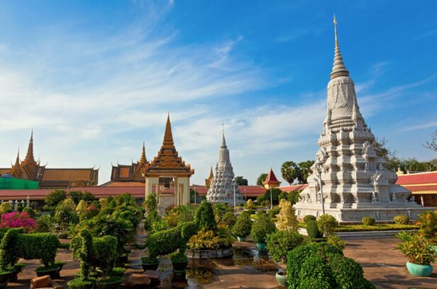 Cambodia backpacking