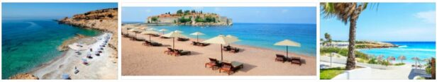 Beach Holiday in Europe
